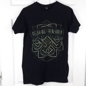 Breaking Benjamin Music Tour 2017 T-shirt